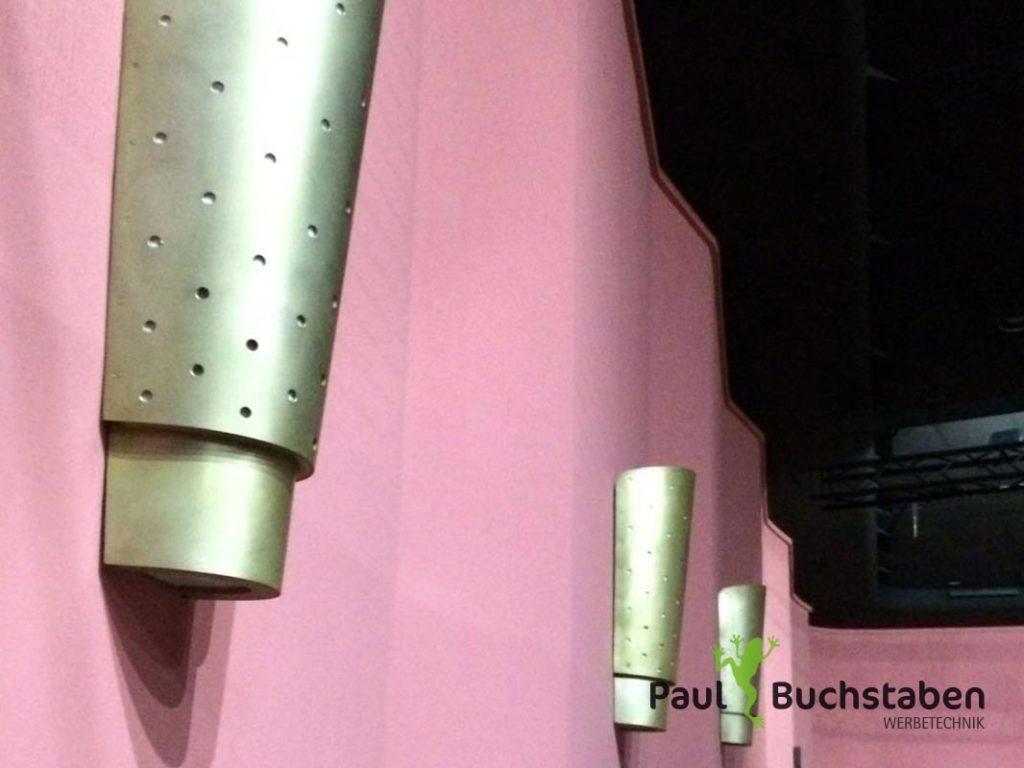 ART DECO-Wandlampe als Sonderbau